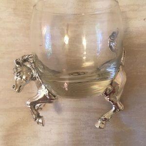 Arthur Court Brandy Glass
